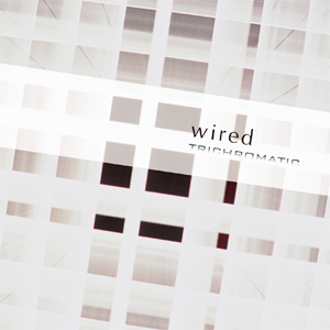『wired』ジャケット